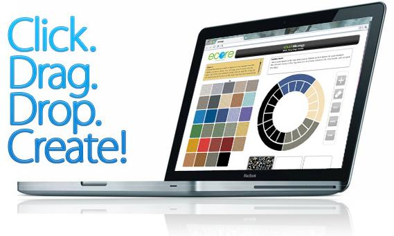 "ECOsurfaces Launches ""Pattern Play""­ – Click. Drag. Drop. Create!"