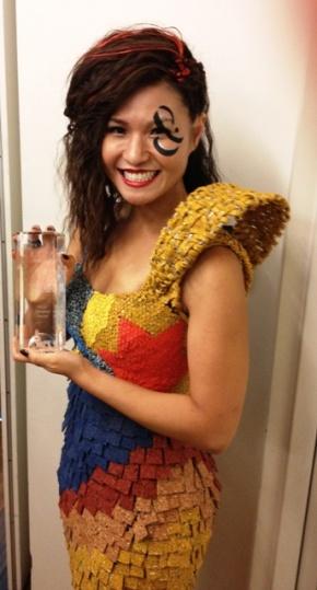 Focus - Cosmo 2012 - Annie - Most Creative Award - WEB