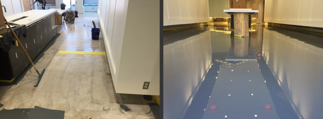 SCHONOX SHP and Renotex with Epoxy Coating